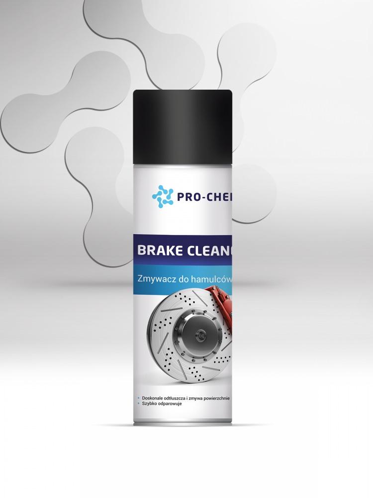 Очищувач для гальмівної системи авто BRAKE CLEANER