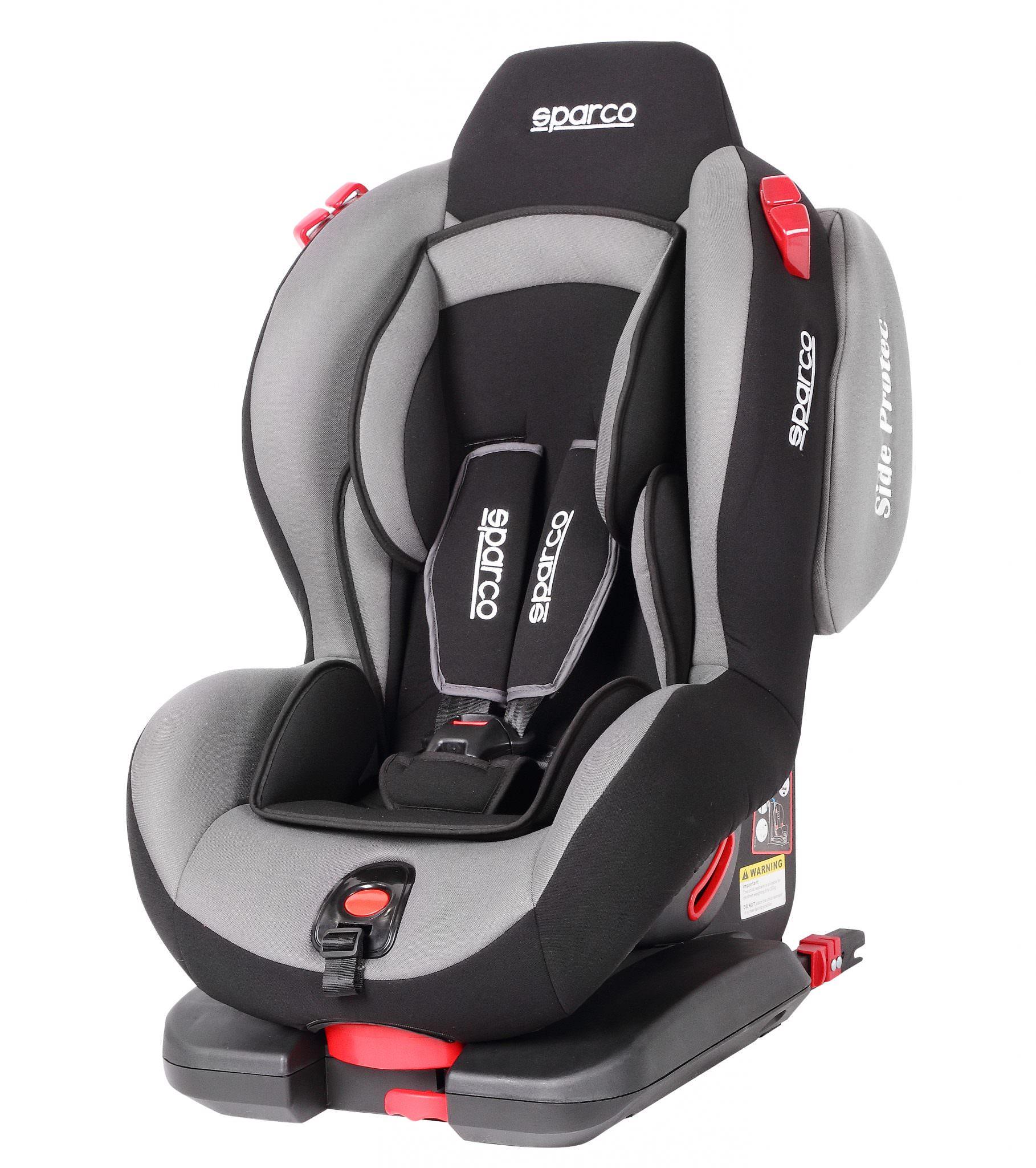 Дитяче автокрісло F500i EVO ISOFIX