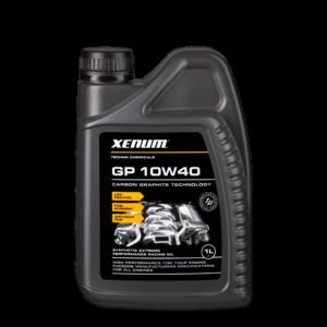 Моторна олива з графітом XENUM GP 10W40