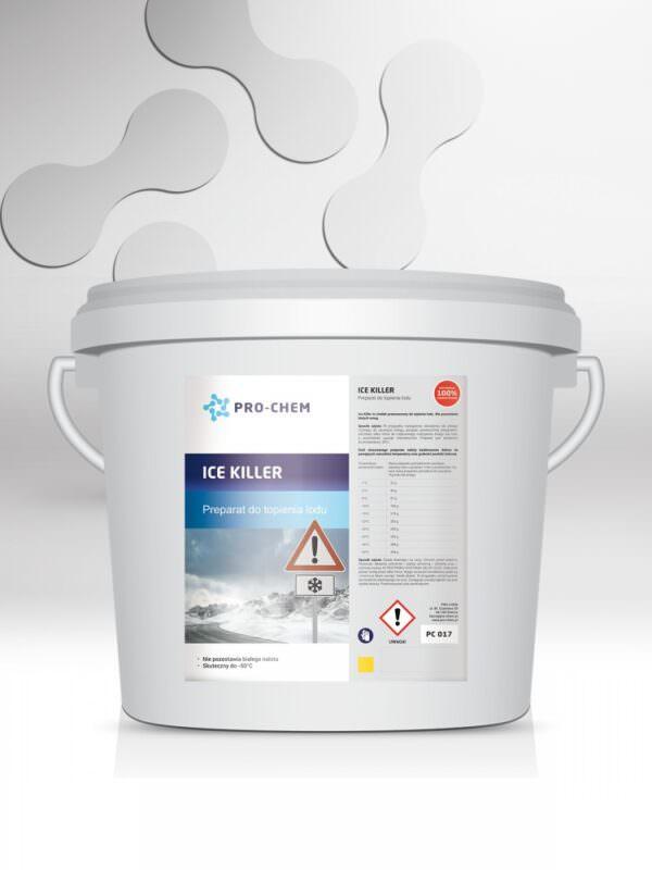 Засіб для розморожування та видалення льоду ICE KILLER