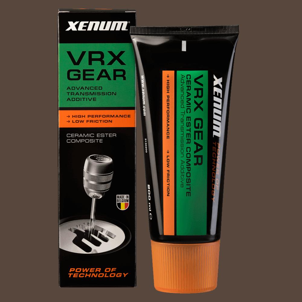 Трансмісійна присадка з естерами та мікрокерамікою XENUM VRX GEAR