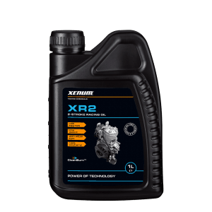 Моторна олива для двох-тактних двигунів XENUM XR2