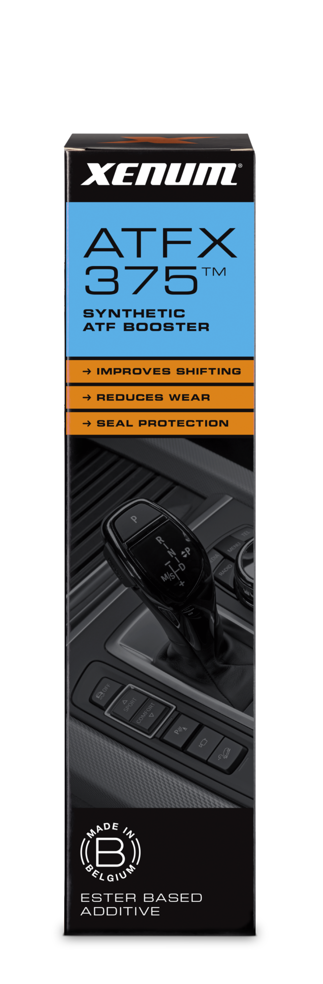 Присадка для автоматичних коробок передач (АКПП) і варіаторів (CVT) XENUM ATFX 375