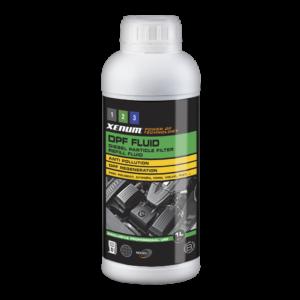 Присадка для комплексного очищення сажового фільтра DPF FLUID