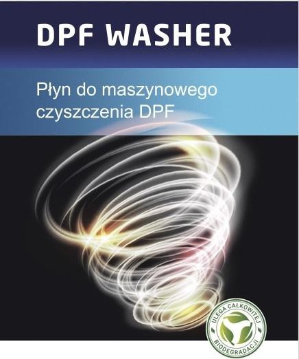 Рідина для машинного очищення DPF-фільтрів DPF WASHER
