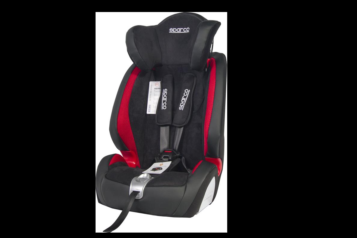 Дитяче автокрісло SPARCO F1000K PU Premium