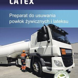 Препарат для видалення латексу LATEX