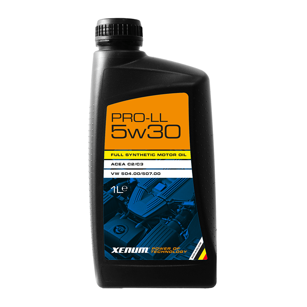 Моторна олива для VAG-групи XENUM PRO-LL 5W30
