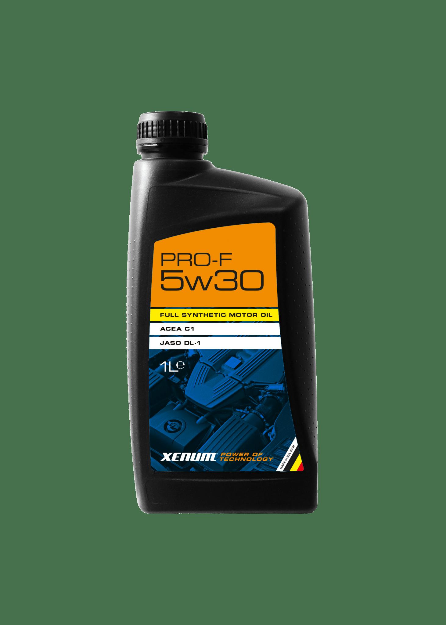 Моторна олива для FORD XENUM PRO-F 5W30