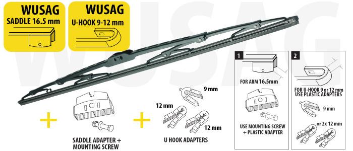 WUSAG550