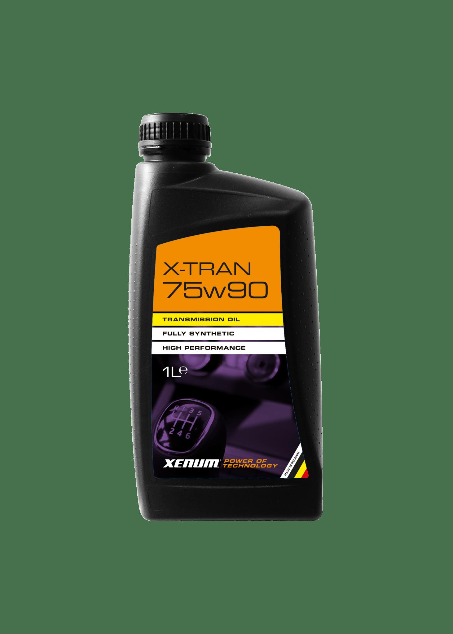 Трансмісійна олива XENUM для МКП X-TRAN 75W90