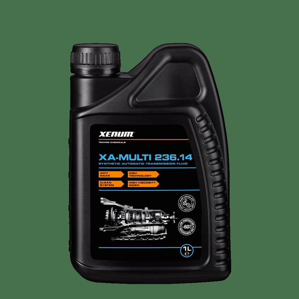 Трансмісійна олива XENUM для АКПП XA-MULTI 236.14
